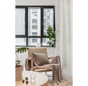 90平米三室两厅日式风格阳台装修效果图