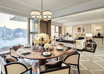 130平米四室两厅其他风格餐厅装修案例