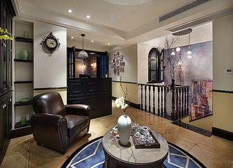 豪华型140平米复式英伦风格楼梯设计图