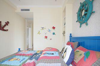 60平米复式地中海风格儿童房装修图片大全