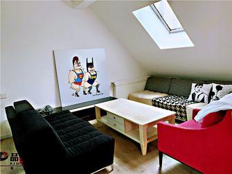 豪华型140平米别墅北欧风格阁楼图