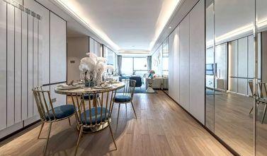 120平米法式风格餐厅设计图
