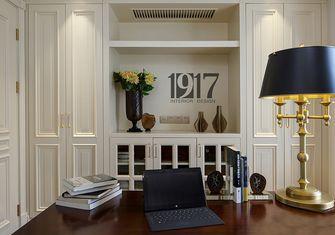 140平米三室五厅欧式风格书房装修效果图