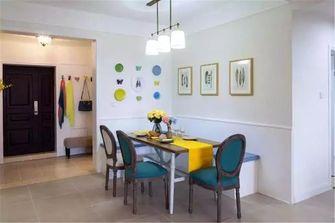 140平米四室一厅美式风格餐厅图片大全