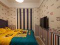 100平米公寓田园风格儿童房欣赏图