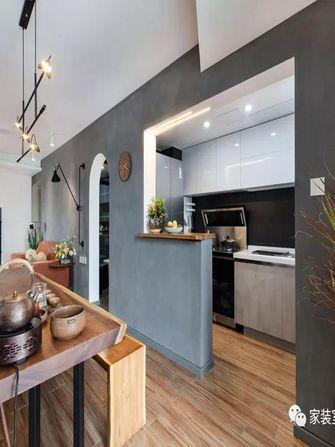 70平米公寓新古典风格餐厅图片大全
