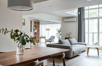 140平米四室三厅北欧风格餐厅设计图