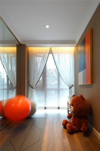 140平米复式美式风格健身室欣赏图