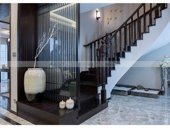 豪华型140平米别墅中式风格楼梯效果图