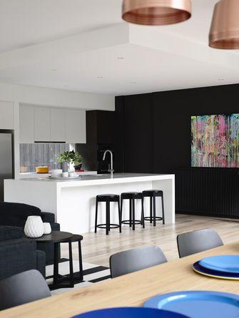 60平米宜家风格客厅图片大全