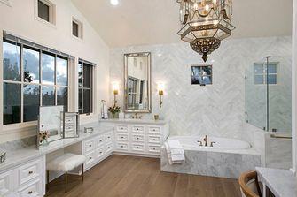140平米四室两厅地中海风格卫生间装修案例