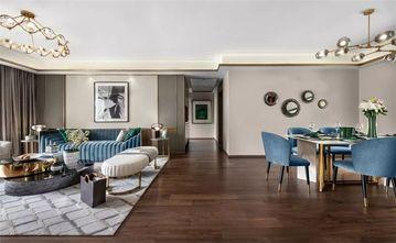 120平米四室两厅法式风格走廊设计图