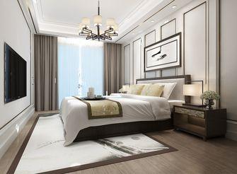 140平米复式中式风格卧室欣赏图