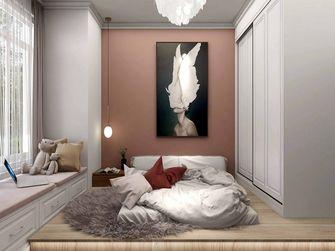 60平米一居室新古典风格卧室图片