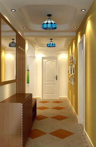 100平米三室两厅地中海风格走廊图片