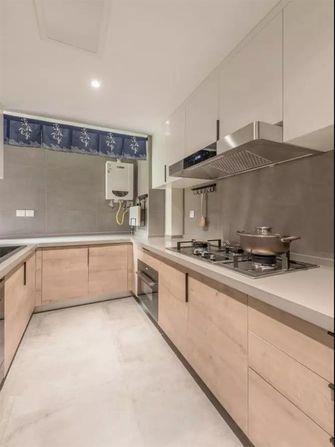 90平米日式风格厨房装修效果图
