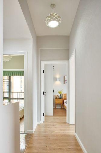 70平米三室两厅北欧风格走廊装修效果图