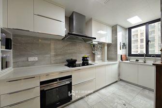 140平米三室两厅中式风格厨房图片