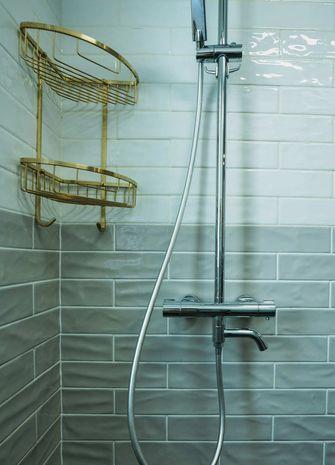 110平米宜家风格卫生间设计图