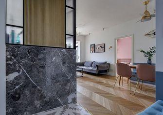 120平米三室两厅北欧风格玄关装修效果图