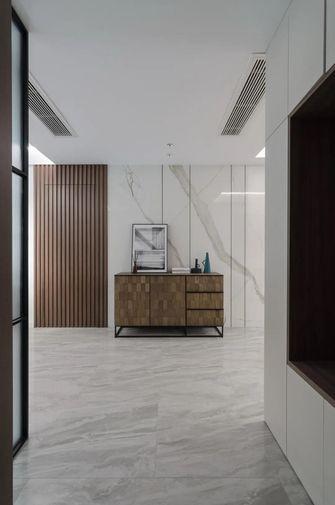 130平米四室两厅现代简约风格玄关装修图片大全