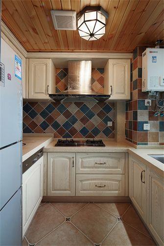 80平米三地中海风格厨房设计图
