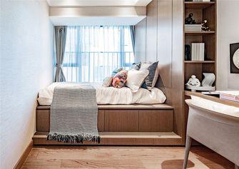 90平米中式风格儿童房装修图片大全