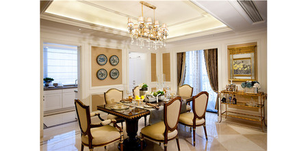 140平米四室四厅欧式风格其他区域图