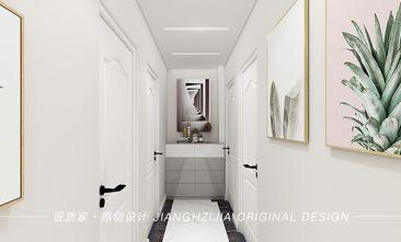 5-10万130平米三室一厅宜家风格走廊图片
