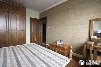 90平米三室两厅东南亚风格卧室效果图