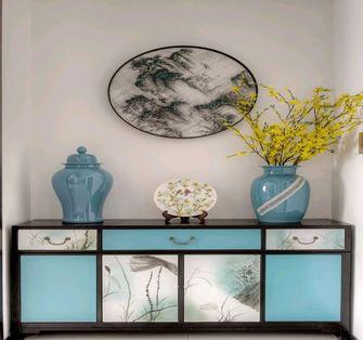 110平米三室两厅新古典风格玄关图片