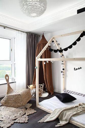 110平米混搭风格儿童房效果图