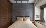 100平米三室一厅其他风格卧室效果图