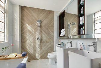 140平米三室三厅中式风格卫生间设计图
