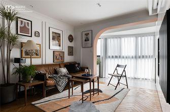 100平米三混搭风格客厅欣赏图