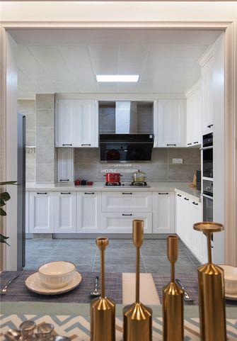 140平米四室两厅北欧风格厨房装修效果图