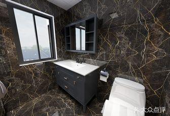 110平米中式风格卫生间图片大全
