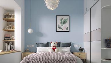 110平米四室一厅混搭风格卧室装修图片大全