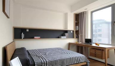 110平米四室两厅日式风格卧室图片大全