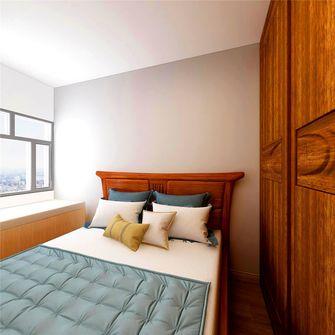 50平米混搭风格卧室效果图
