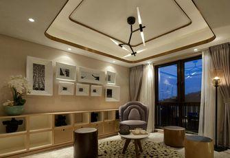140平米四室两厅现代简约风格阳光房装修图片大全