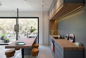 110平米四室兩廳現代簡約風格廚房裝修圖片大全