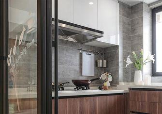 130平米四室三厅北欧风格厨房装修图片大全