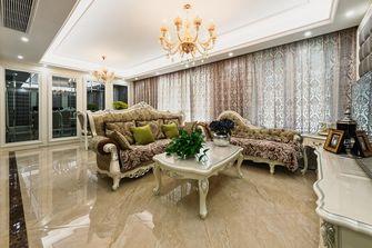 20万以上130平米四室两厅欧式风格客厅欣赏图