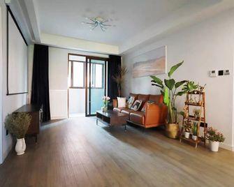 50平米一室一厅中式风格客厅欣赏图