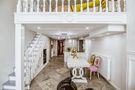 60平米公寓法式风格客厅装修效果图