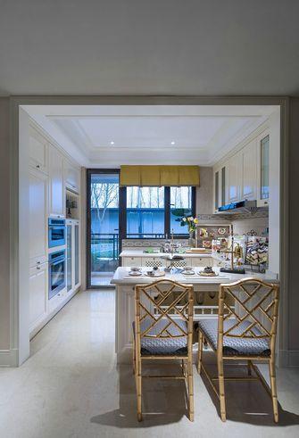 140平米四室两厅法式风格厨房图片