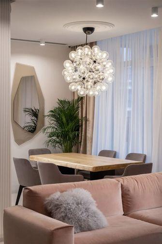 140平米四室一厅美式风格餐厅装修效果图