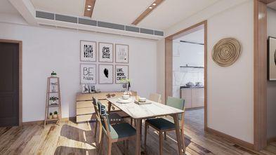 100平米田园风格餐厅效果图