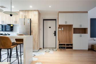 120平米三室两厅日式风格玄关装修案例